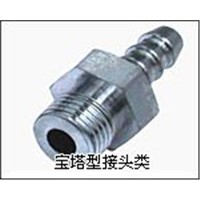 Pagoda-shape Connector