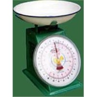 single spring scale