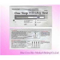 One Step HBV Test
