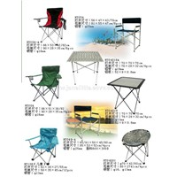Folding chairs and tables (1)