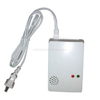 Wireless Gas Leakage Detector Sensor Alarm