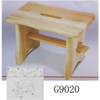 Wooden Footstool(Wooden Chair,Furnitures,Wooden Products)