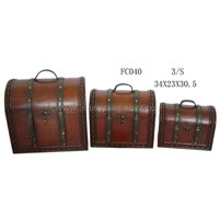 Leather Trunk(Wooden Chest,Pirate Chest,Leather Chest,Box)