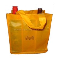 non-woven wine bottle bag