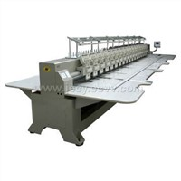 Embroidery Machine 9-Needle 18-Head