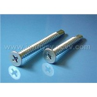 Flat Head Self Drilling Screws