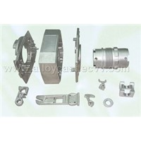 Stainless Steel Casting - Interlocks Parts