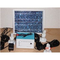 Solar Lighting and Charging System