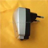 USB Travel Charger & Adapter, Plug-in Charger, AC Adapter (300-1000mA)