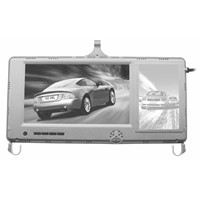 Sun Visor Car LCD Monitor