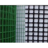 PVC Coated Welded Wire Mesh 1