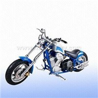 SF-C03 Pekinese Style Gasoline Mini Chopper with 75km/H Speed
