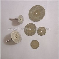 Diamond Mini-cutting Discs