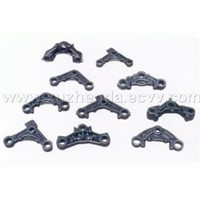 Motorcycle fittings castings