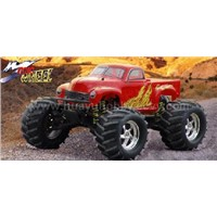 1/8 RC Gas Monster Magic Wheel (08341)