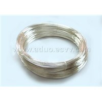 Contact Wire, Silver Alloy Wire, AgSnO2, AgC
