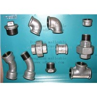 Malleable Iron Pipe Fittings, B. S.Standard