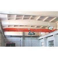 Single Girder Overhead Cranes with Electric Hoist