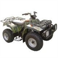 250CC ATV with CE (T-250A One-Cylinder 4-Stroke Air-Cooled Reverse-Gear Hand--Clutch 5-Speed)
