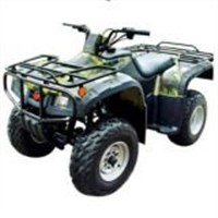 ATV 250CC with CE (T-250E 2-Cylinder Air-Cooled 4-Stroke Reverse/Hand-Clutch 5-SPeed)