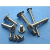 S.S. Hexagon bolts, NUTS. WASHER, THREADED ROD