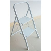 Iron Step Ladder, W/GS Certificate