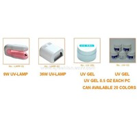 UV Lamp & Gel
