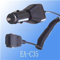 Plug-in Car Charger for Mobile Phone