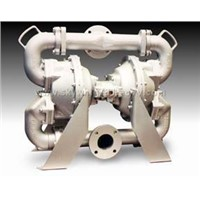 air-operated, double-diaphragm pumps