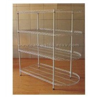 Wire Display Shelving
