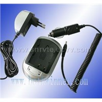 Digital Camera and Camcorder Battery Charger
