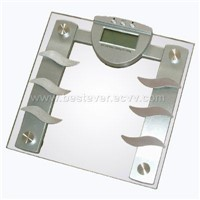 Electronic Body Fat Monitor Scale