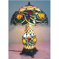 Tiffany Flower Table Lamp