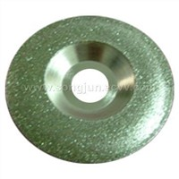 Diamond Cymbals-Shaped Abrasive Wheel (HX009)