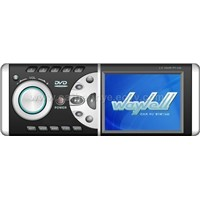 Car DVD Player with 3.5inch Wide TFT LCD Screen and AM/FM Radio/Amplifier/MP4