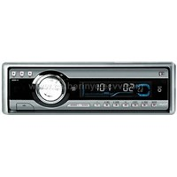 Car DVD Player with AM/FM Radio & 4*45Amplifier;Detachable Panel,AM/FM 30 Station MemoryAUX-i