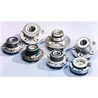Automotive Wheel Bearings: 2ND GENERATION HUB UNITS