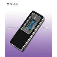 """Heavy Metal"" MP3 Player (MP3-0629)"