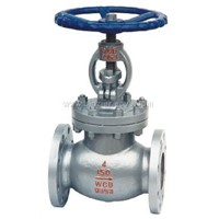 Ansi Class 150# Steel Flanged Globe Valves