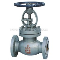 Ansi Class 300# Cast Steel Flanged Globe Valves