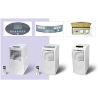 Portable type air conditioner