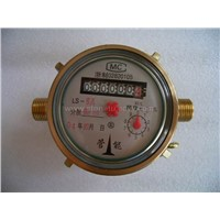 Rotary Piston Type Positive Displacement Flowmeter