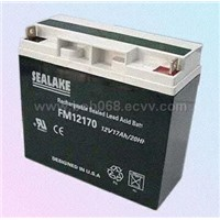 FM12170 17Ah Nominal Capacity Rechargeable Sealed Lead-Acid Battery
