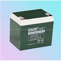 FM1245 5.0Ah Nominal Capacity Rechargeable Sealed Lead-Acid Battery (Nominal Voltage: 12V)