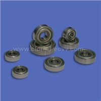 JM-01 Miniature Deep Groove Ball Bearings