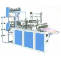 SHXJ Series Full-Automatic Computer Heat-Cutting Bag Making Machine