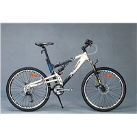 26 FULL SUSPENSION MTB