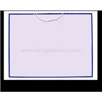 Magnetic White Board with Plastic Frame