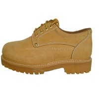 Goodyear welt,Safety Shoes with steel toe cap, steel plate midsole,