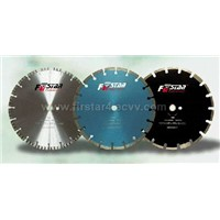 Laser Welded Diamond Saw Blades
